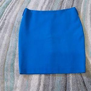 INC  Cute Turquoise skirt